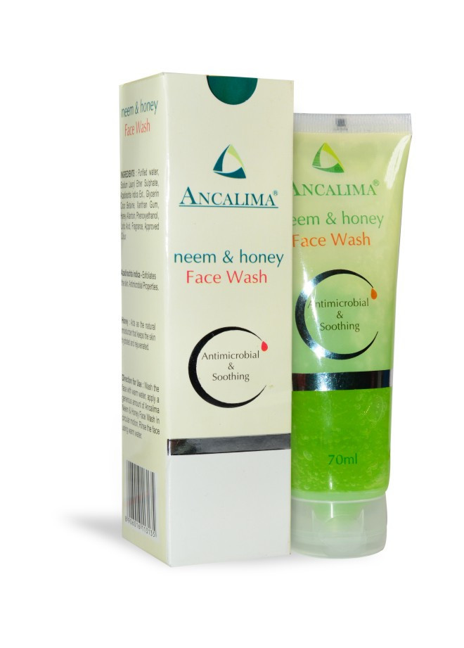Neem Face wash  Ancalima   Manufacturer & Exporter of Cosmetic & Pharmaceutical Formulations